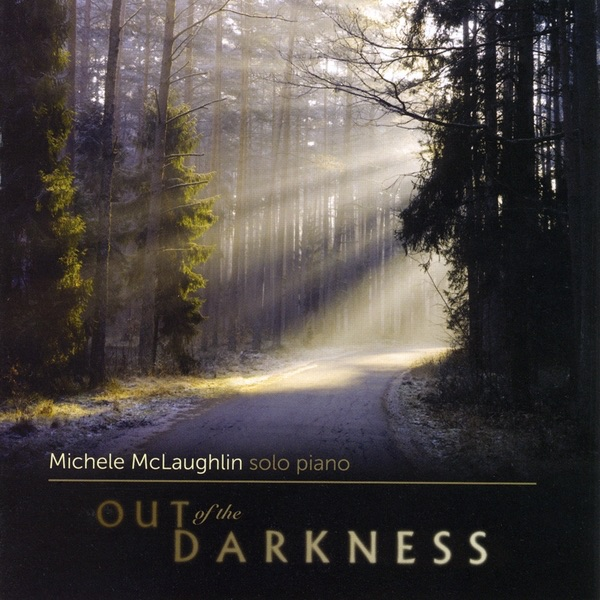 Out of the Darkness Michele McLaughlin CD cover