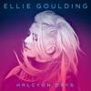 Ellie Goulding - I Know You Care artwork