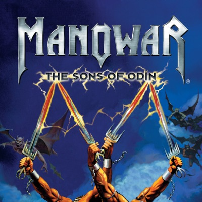 The Sons of Odin - EP - Manowar
