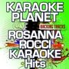 Rosanna Rocci Karaoke Hits (Karaoke Planet) - EP ジャケット写真