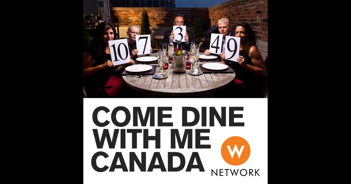 Come Dine With Me Canada Season 1 Vol 1 On ITunes