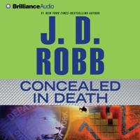 J. D. Robb - Concealed in Death: In Death Series, Book 38 (Abridged) artwork