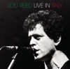 Live In Italy, Lou Reed