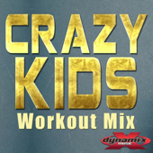 Crazy Kids (feat. DJ DMX) [Radio Edit]