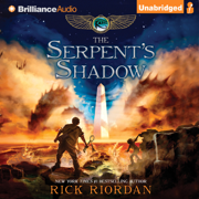 Download The Serpent's Shadow: The Kane Chronicles, Book 3 (Unabridged) Audio Book