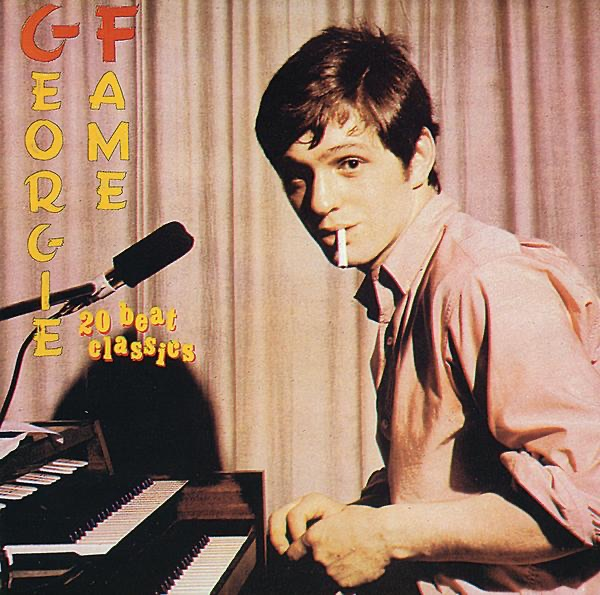 Georgie Fame - Get On The Right Track