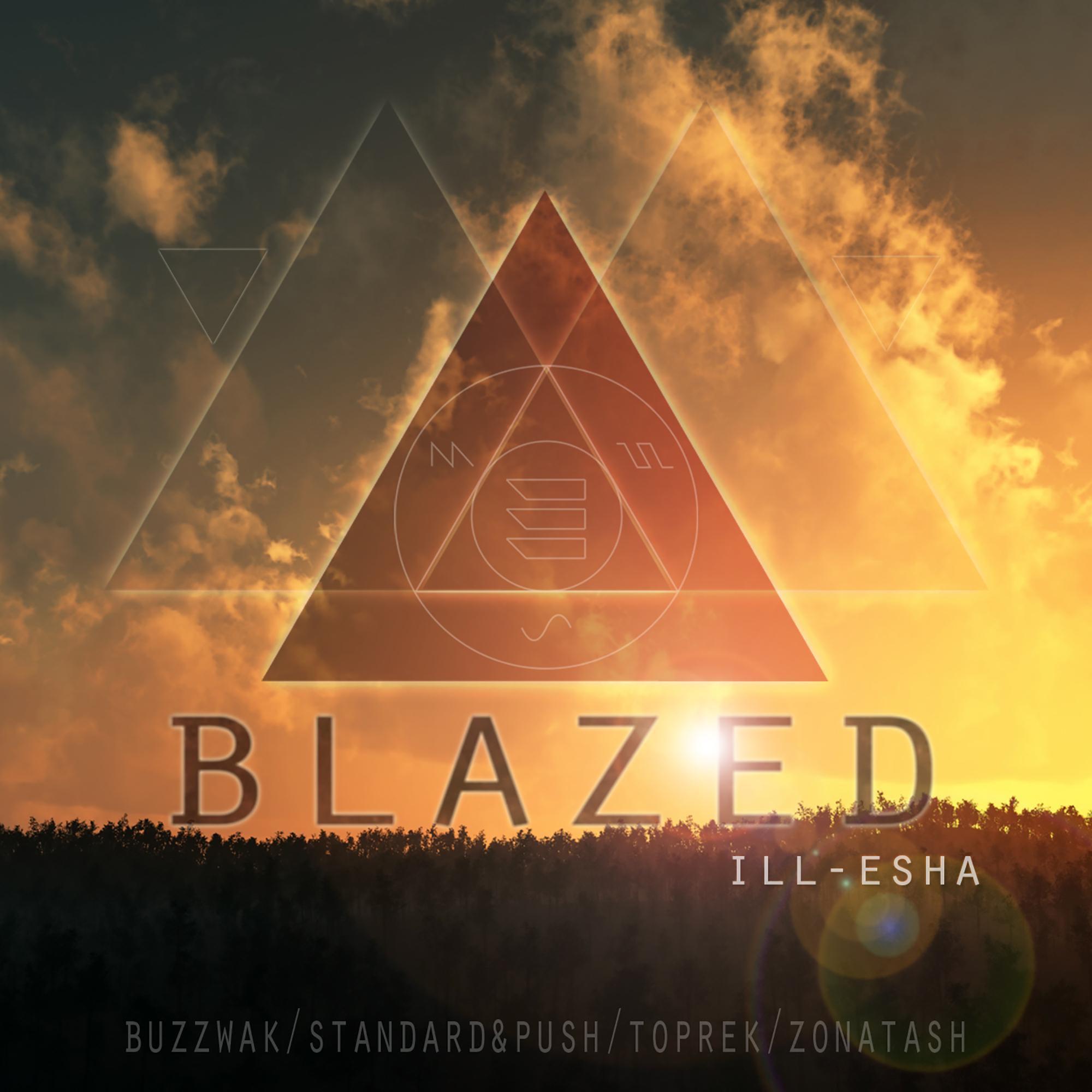Blazed - EP