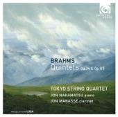 Tokyo String Quartet - Clarinet Quintet in B Minor, Op.115