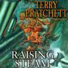 Terry Pratchett - Raising Steam (Unabridged) artwork
