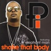 Shake That Body (feat. Elephant Man) - EP ジャケット写真