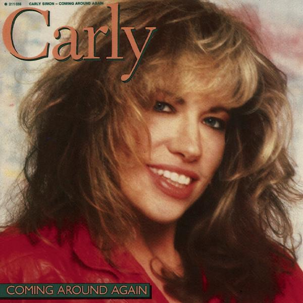 Carly Simon mit Coming Around Again