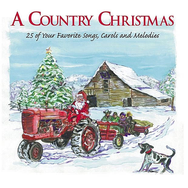 a country christmas celebrate the season boots randolph billy grammer orion jerry reed the jordanaires bill - Country Christmas Cd