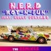 Hot-n-Fun (feat. Nelly Furtado) [The Remixes], N.E.R.D