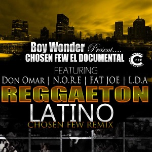 Reggaeton Latino (feat. Nore, Fat Joe & Lda) - Single Mp3 Download