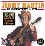 Jimmy Martin - Bluegrass Singing Man (Re-Recorded)