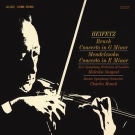 Violin Concerto No 1 In G Minor Op 26 I Vorspiel Allegro Moderato