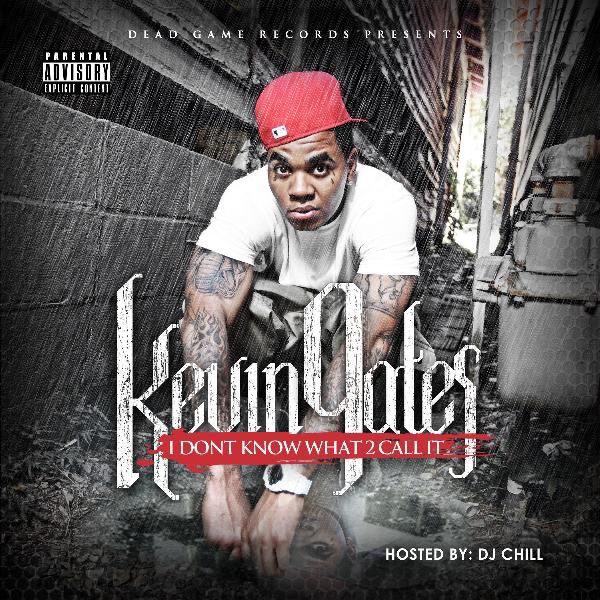 I Don't Know What to Call It, Vol  1 Album Cover by Kevin Gates