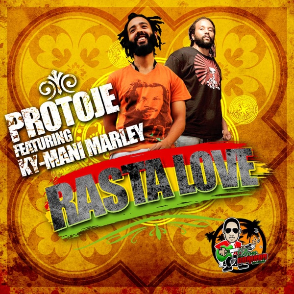 Rasta Love (feat. Ky-Mani Marley) - Single
