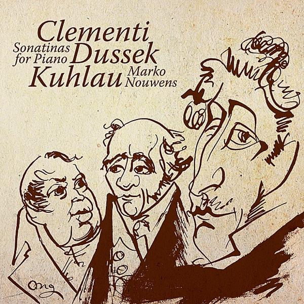 Muzio Clementi - Sonatina Opus 36 No 1 (Allegro)