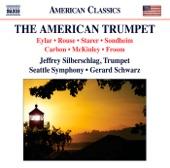 Jeffrey Silberschlag/Seattle Symphony Orchestra/Gerard Schwarz - Sweeney Todd (arr. J. Silberschlag, orch. W.T. McKinley for trumpet and string orchestra): Not while I'm around