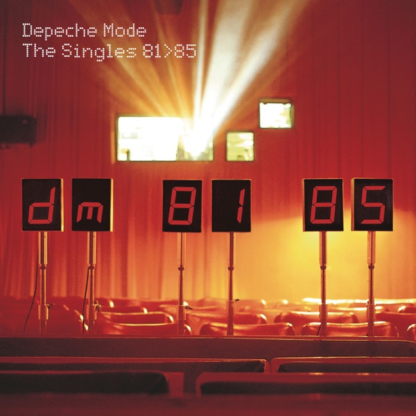 Depeche Mode mit Just Can't Get Enough