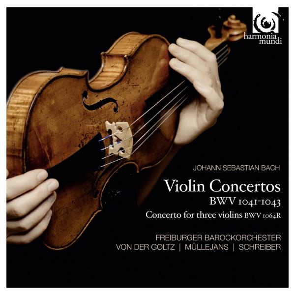 Violin Concerto in E Major, BWV 1042: I. Allegro