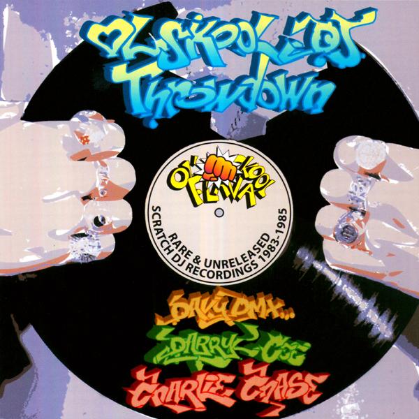 Ol' Skool DJ Throwdown by Various Artists on iTunes