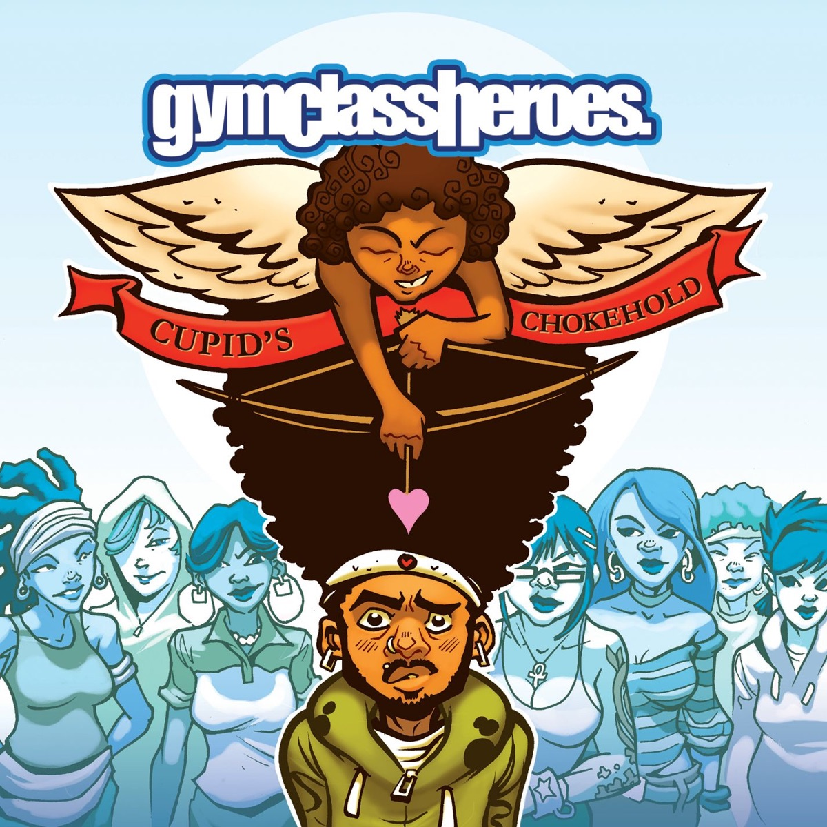 Cupids Chokehold Single Album Cover By Gym Class Heroes