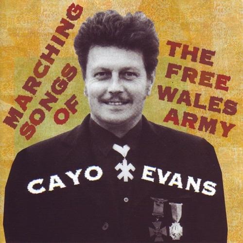Cayo Evans - Rhyfel Capten Morgan