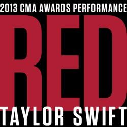 View album Taylor Swift - Red (2013 CMA Awards Performance) [feat. Alison Krauss, Edgar Meyer, Eric Darken, Sam Bush & Vince Gill] - Single