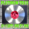 Platinum Trax 50 #1 Hits, One by One