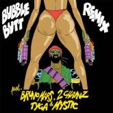 Bubble Butt (feat. Bruno Mars, 2 Chainz, Tyga & Mystic) [Remix] - Single