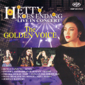 Hetty Koes Endang  The Golden Voice (Live In Concert)-Hetty Koes Endang