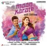 Maan Karate (Original Motion Picture Soundtrack) - EP - Anirudh Ravichander - Anirudh Ravichander