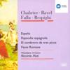 The Philadelphia Orchestra & Riccardo Muti - El sombrero de tres picos, Suite No. 1: II. Danza de la Molinera (Fandango) artwork