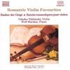 Romantic Violin Favorites