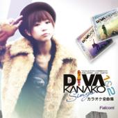 Falcom jdk BAND Diva Kanako Sings 1&2 Karaoke [D-1]