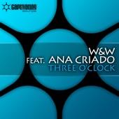 Three O'clock - EP (feat. Ana Criado) - Single