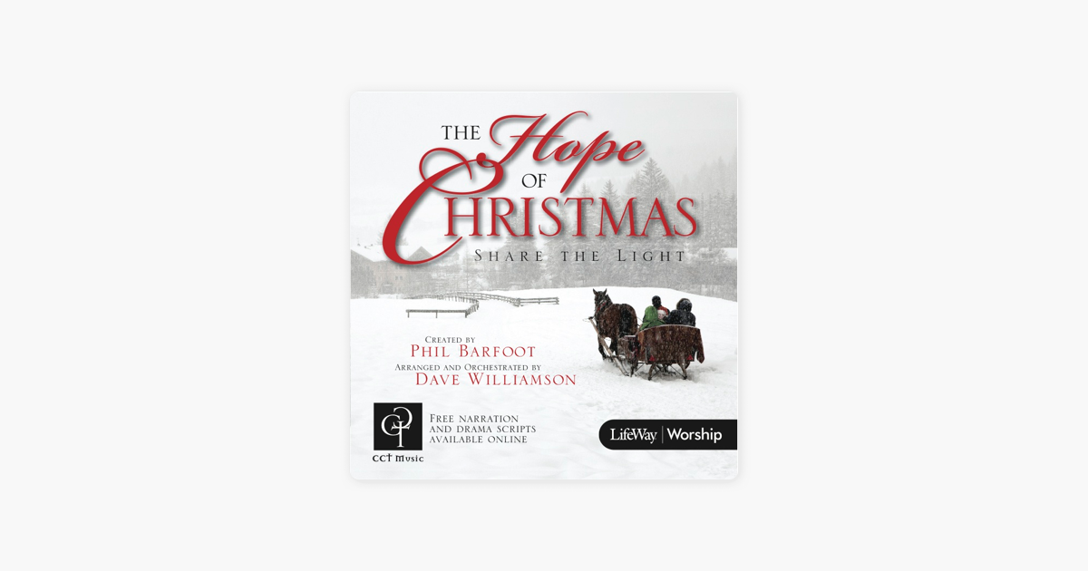 The Hope Of Christmas By Dave Williamson On Apple Music