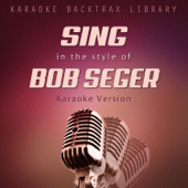 Turn the Page (Originally Performed by Bob Seger) [Karaoke Version] - Karaoke Backtrax Library