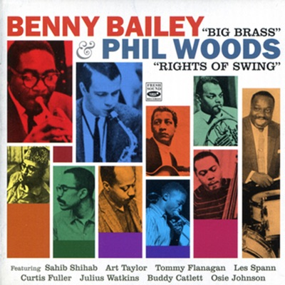 Big Brass & Rights of Swing - Phil Woods