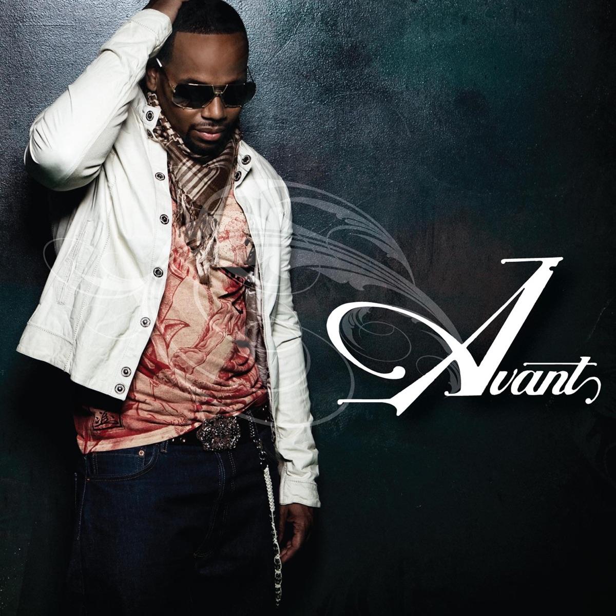 Avant Album Cover by Avant