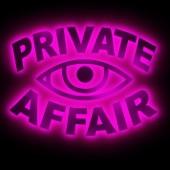 Private Affair - EP
