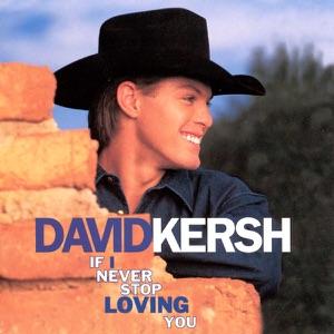 David Kersh - If I Never Stop Loving You - Line Dance Music