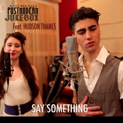 View album Say Something (feat. Hudson Thames) - Single