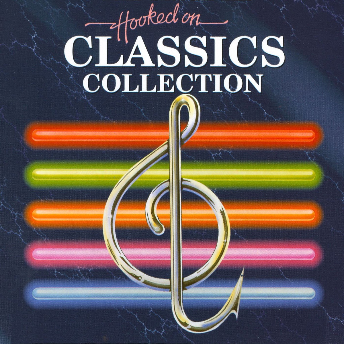 The Royal Philharmonic Orchestra Goes To The Bathroom: Hooked On Classics Collection Album Cover By Royal