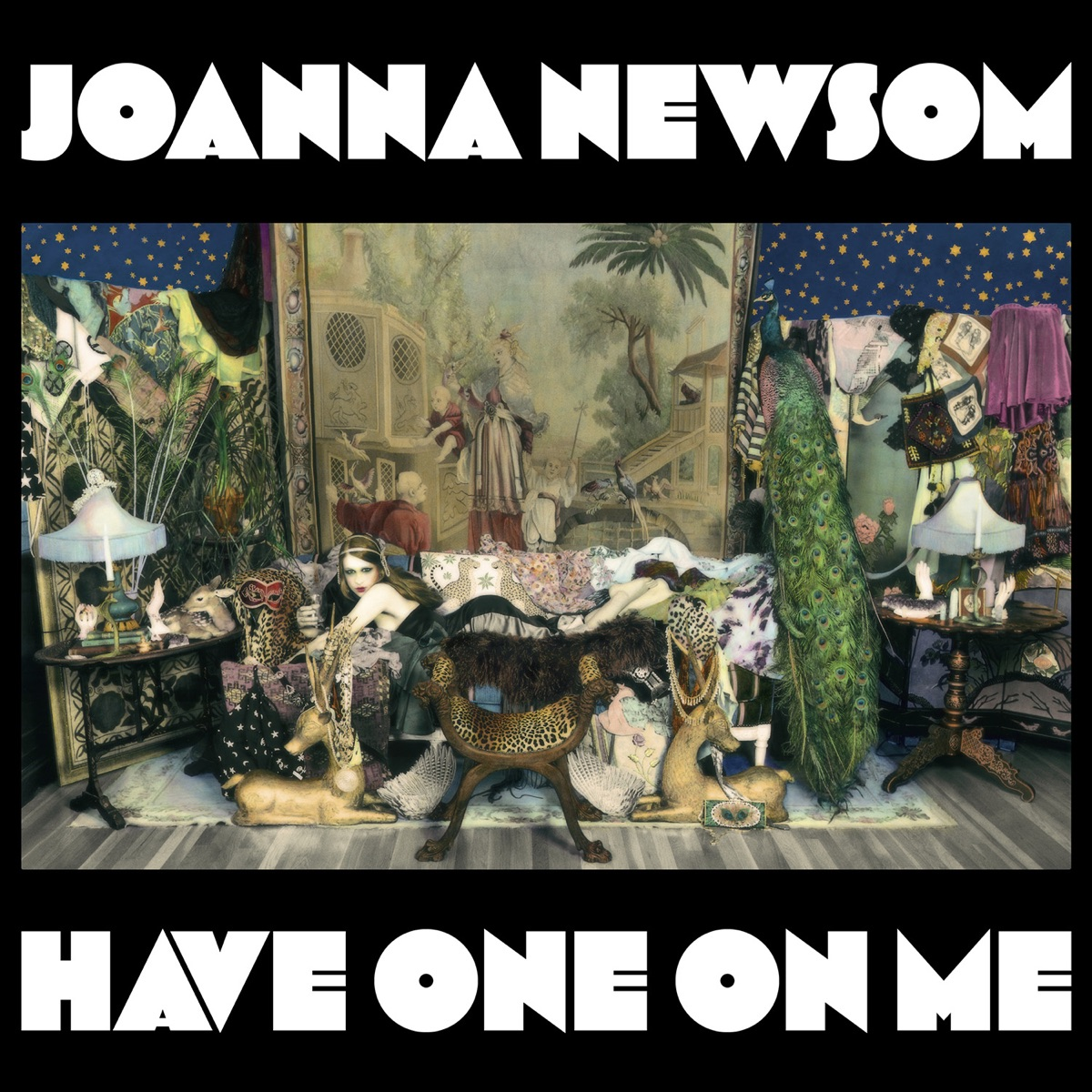 Have One On Me Joanna Newsom CD cover
