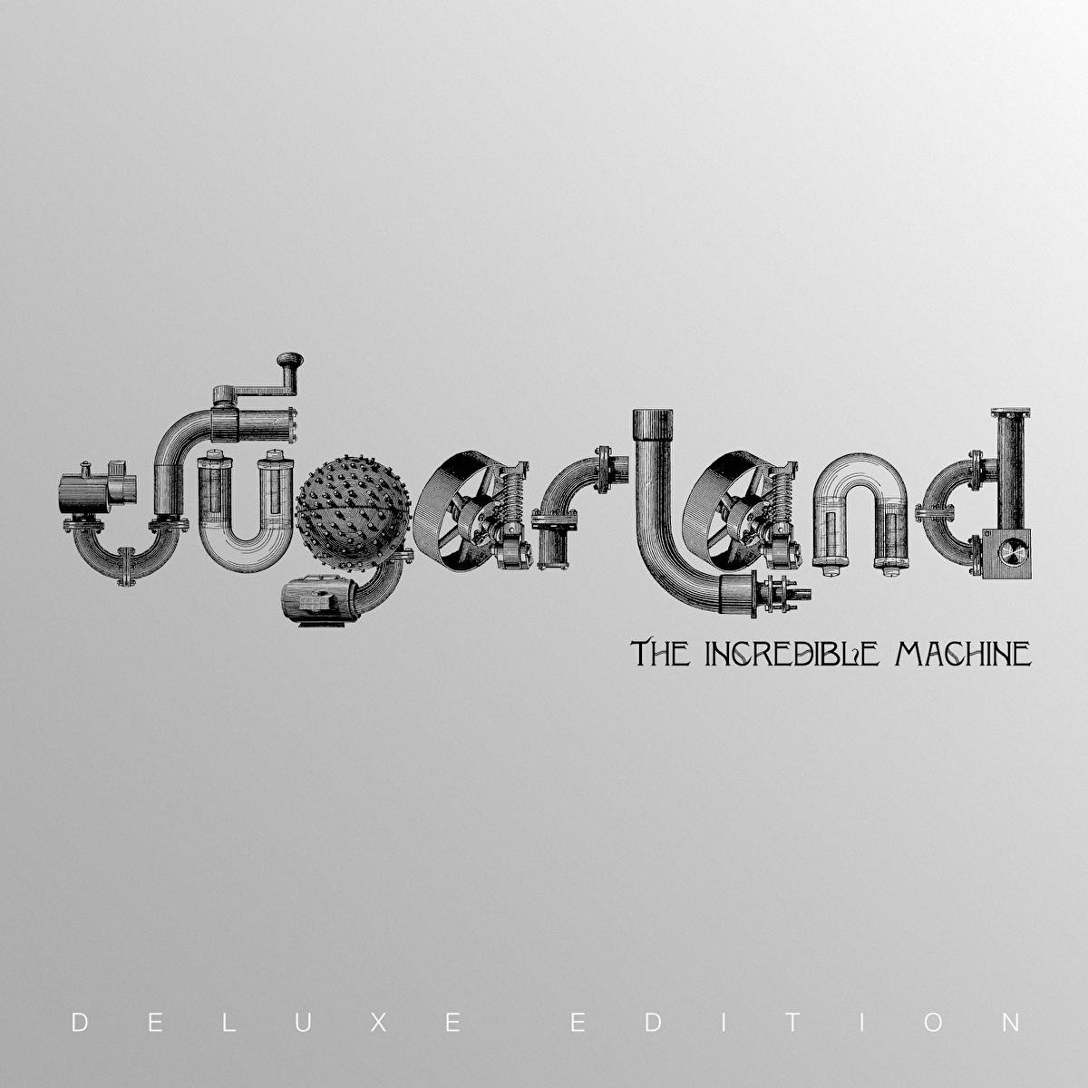 The Incredible Machine Deluxe Edition Sugarland CD cover
