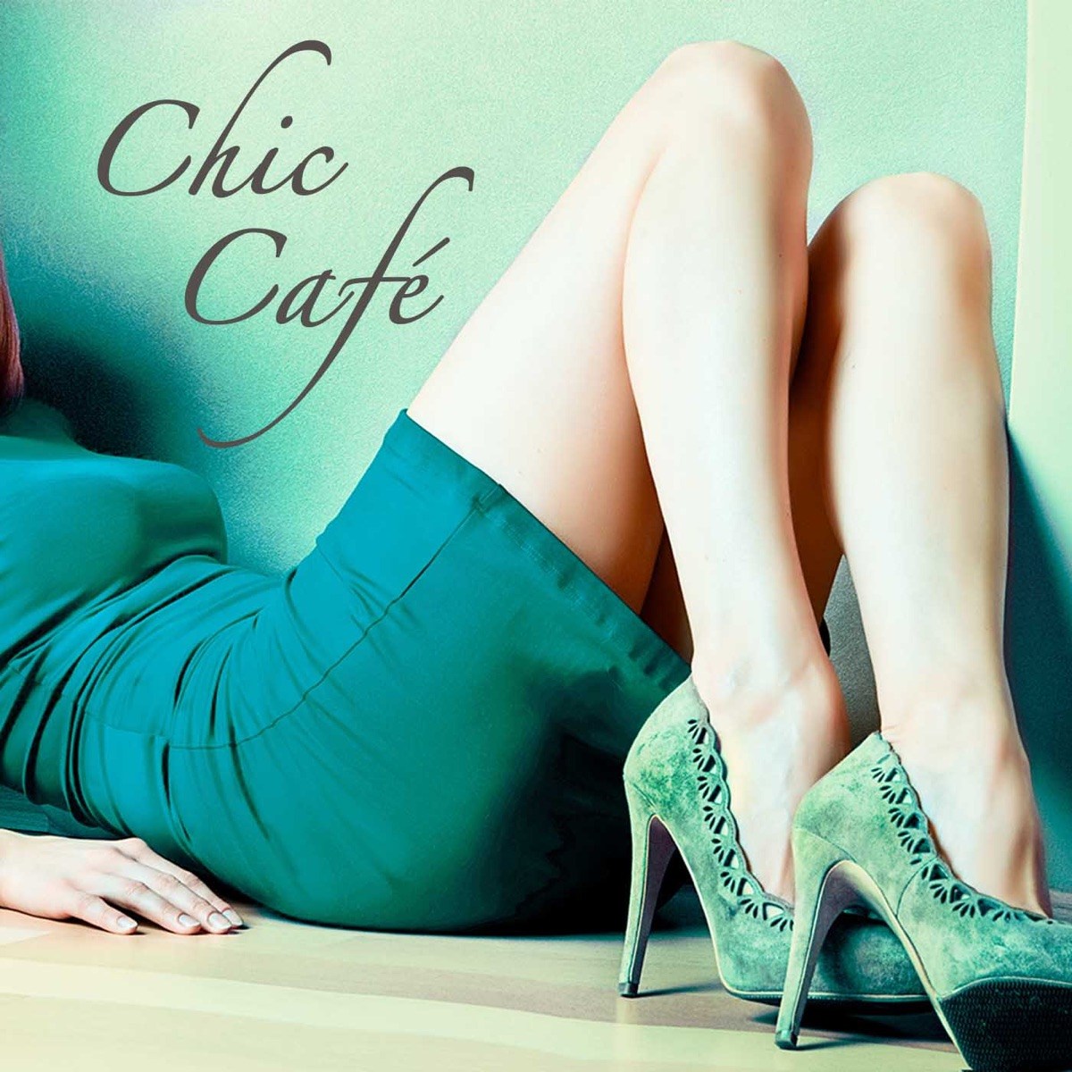 Chic Café: Best Lounge Chill Out Music Playlist Album Cover by