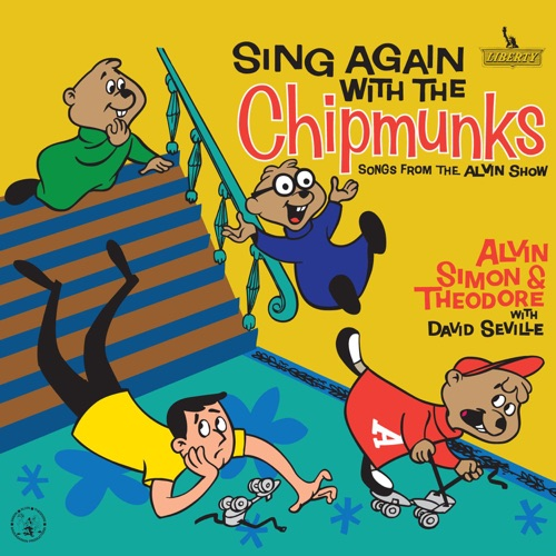 DOWNLOAD MP3: The Chipmunks - Row Your Boat
